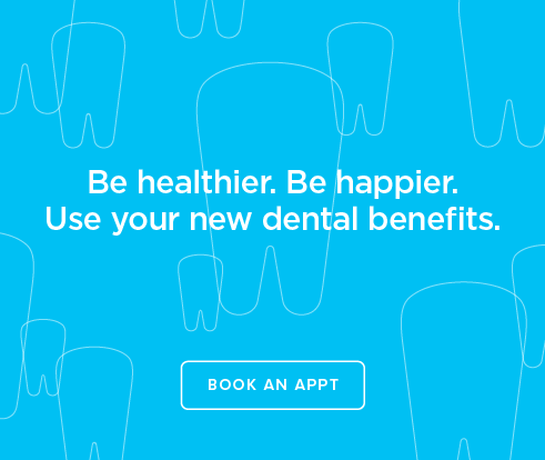 Be Heathier, Be Happier. Use your new dental benefits. - Viera Modern Dentistry